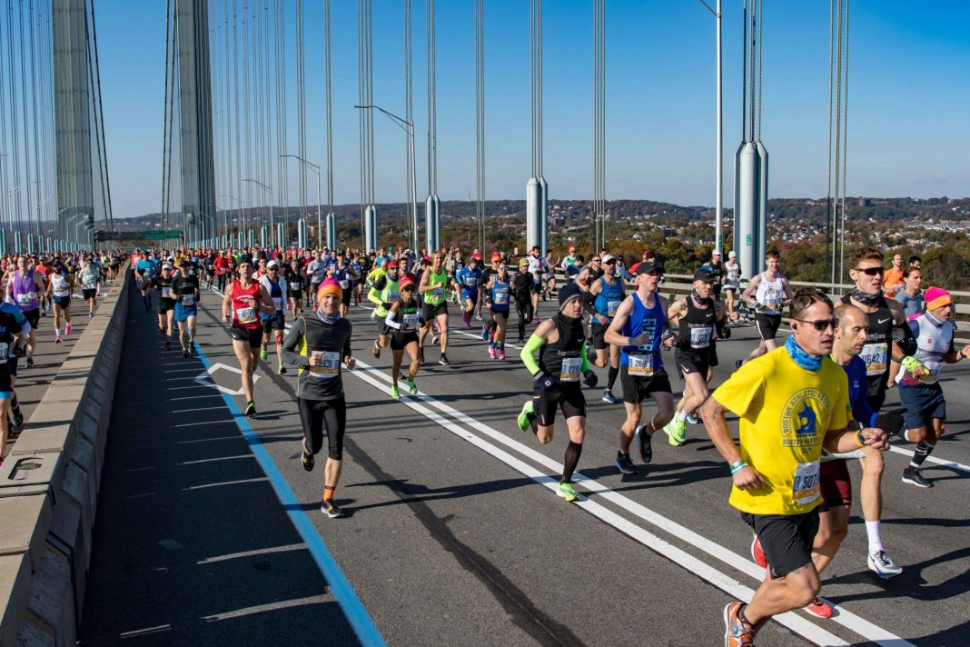 2021 new york city marathon to feature field of 33000