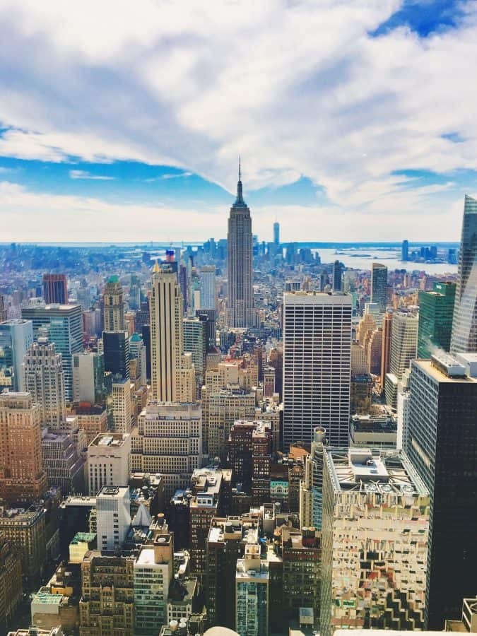 7 Tips For Planning a Trip to New York City