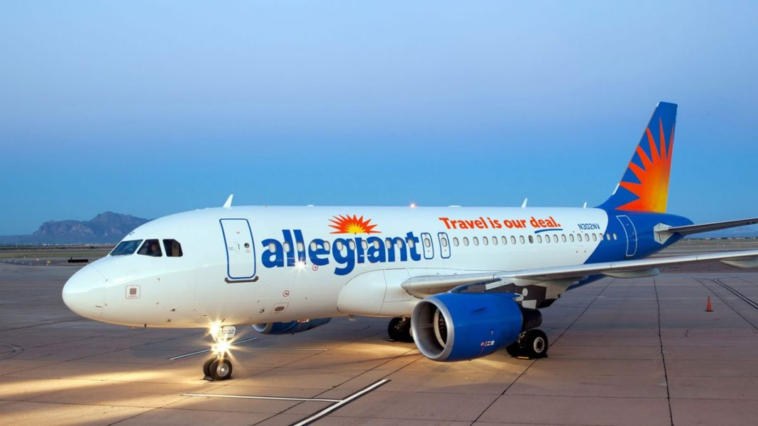 allegiant adds nonstop service to providence ri knoxville
