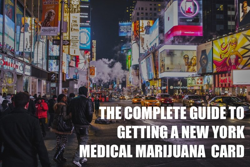 Did You Know You Can Get A New York Weed Card Online ...