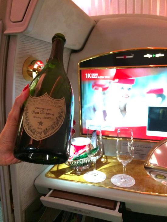 Flight Review: Emirates First Class A380 Dubai