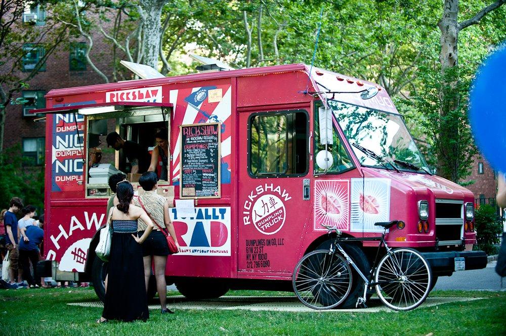 Food Truck Week: Rickshaw Dumpling of NYC