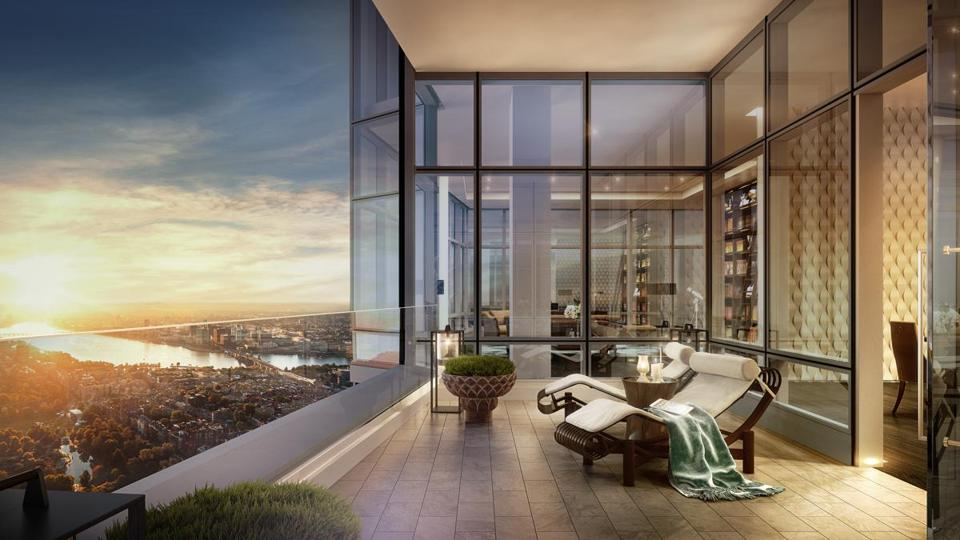 Hereâs how much the Millennium Tower penthouse cost ...