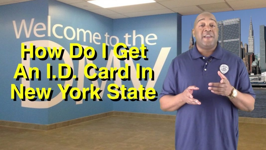 how do i get a new york state non driver id card new