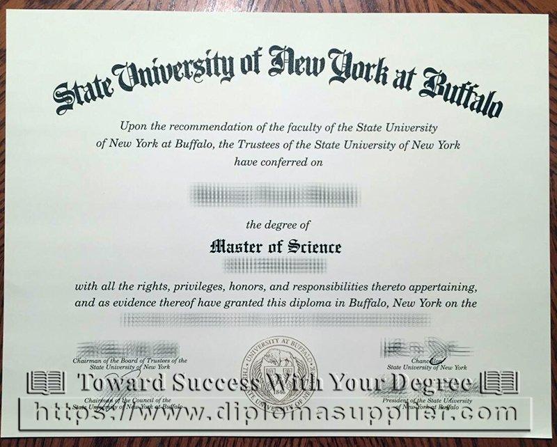 How To Get a Fake University at Buffalo Diploma Online ...