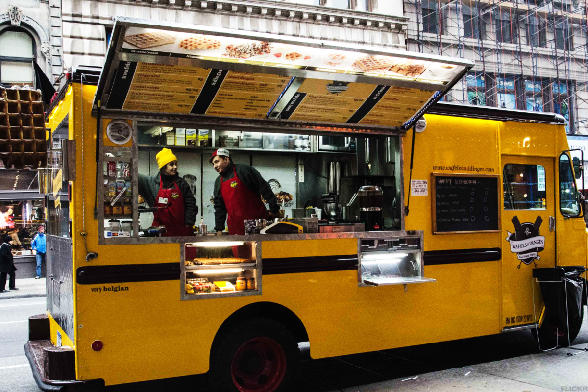How to Start a Food Truck Business in 2019