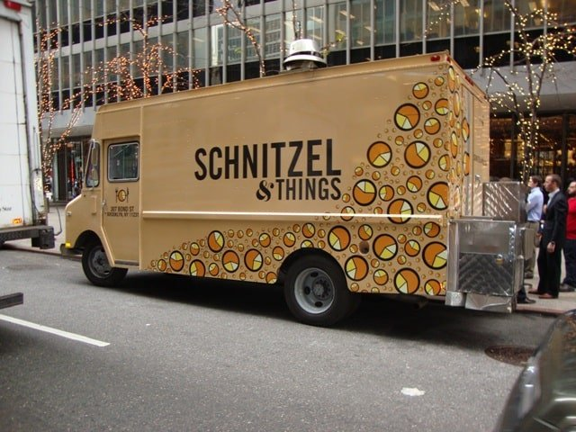 how to start a food truck business new york street food