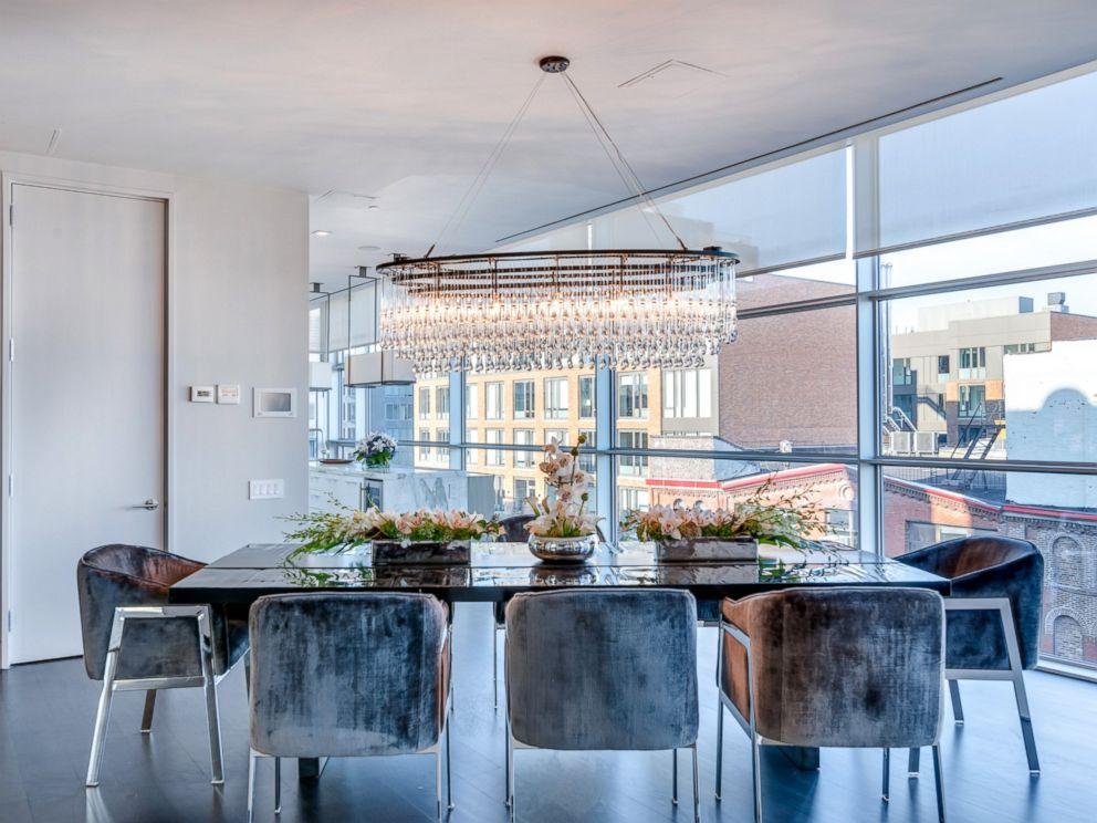 inside kim kardashian wests luxe manhattan airbnb abc news