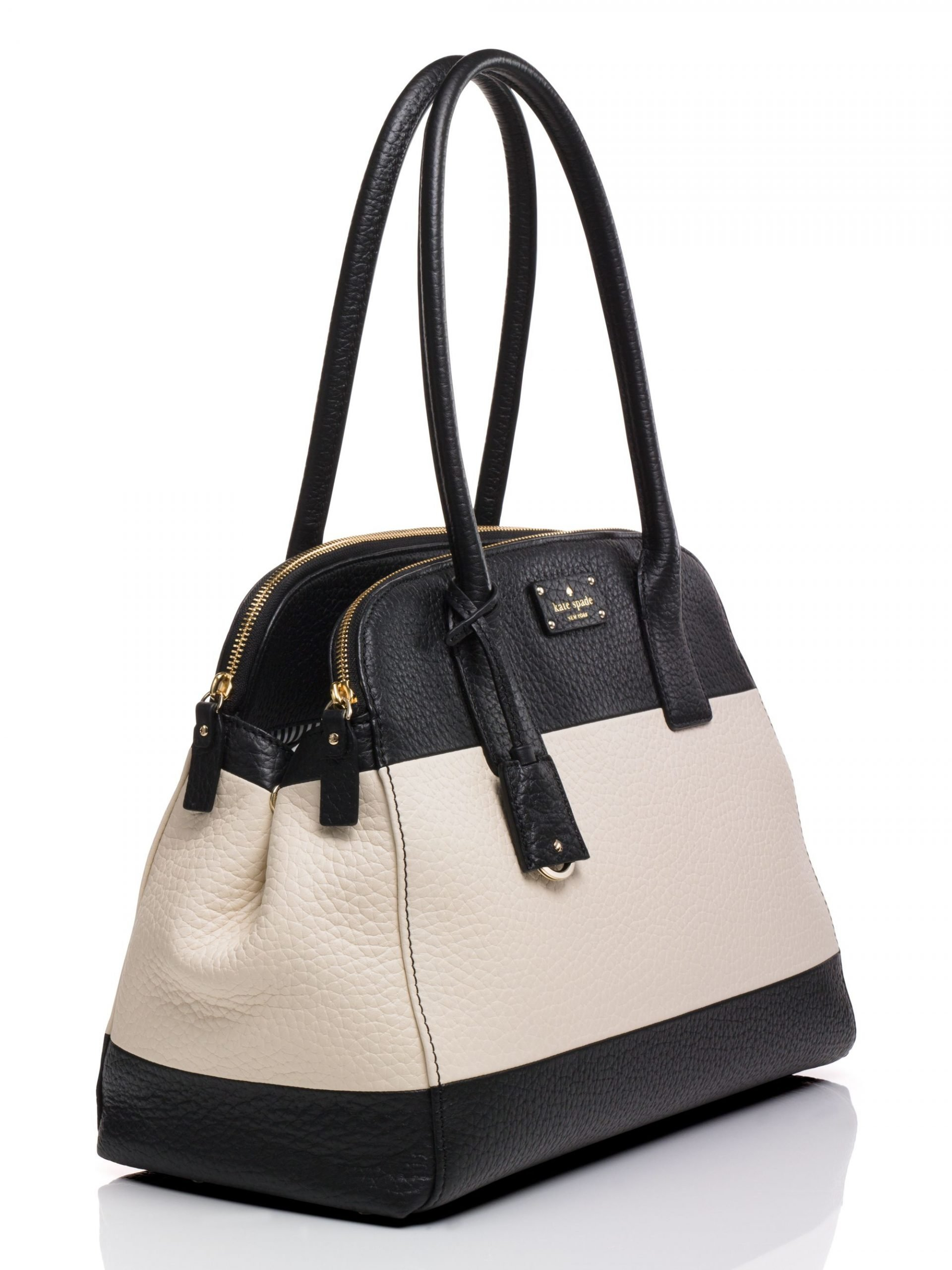 lyst kate spade new york kendall court hughes in black scaled