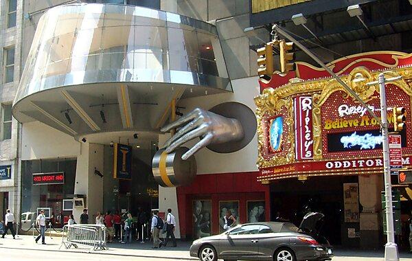 Madame Tussauds Wax Museum New York  New York