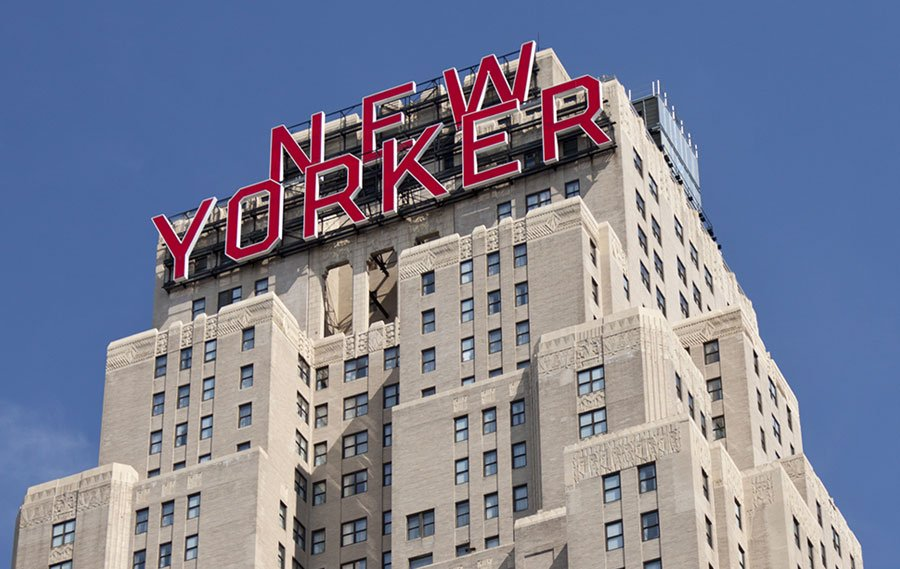Man Stayed at New York Hotel, Claimed To Own the Building ...