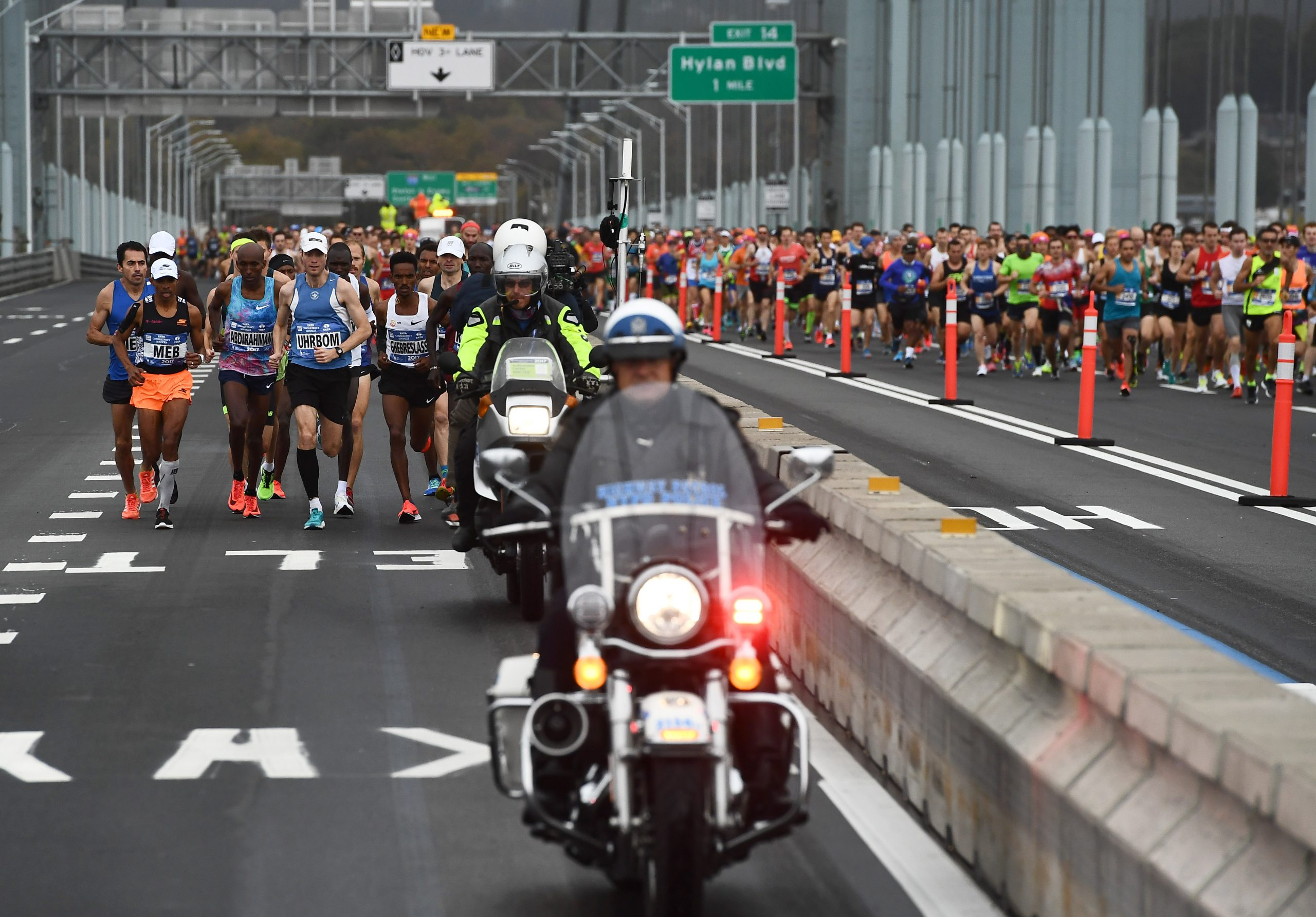 NYC Marathon Runners Stay the Course, Despite Last Week