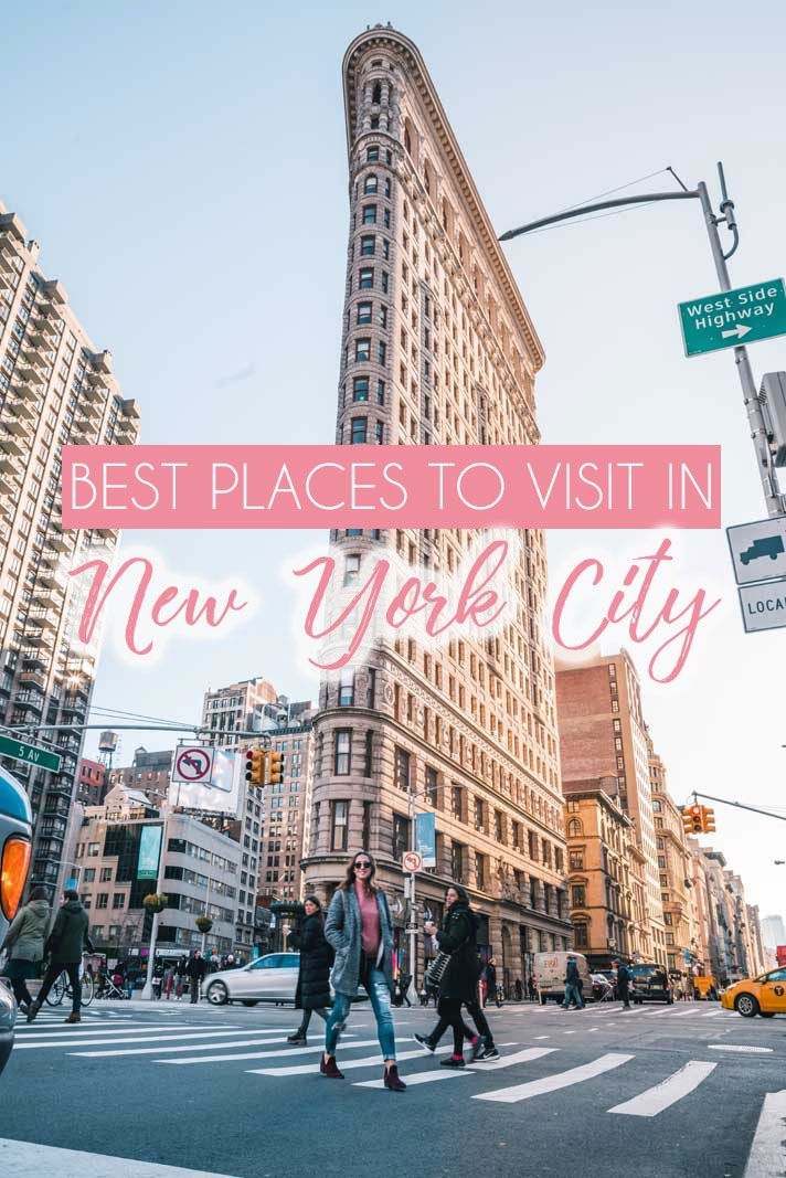 Our Favorite Places to Visit in New York City
