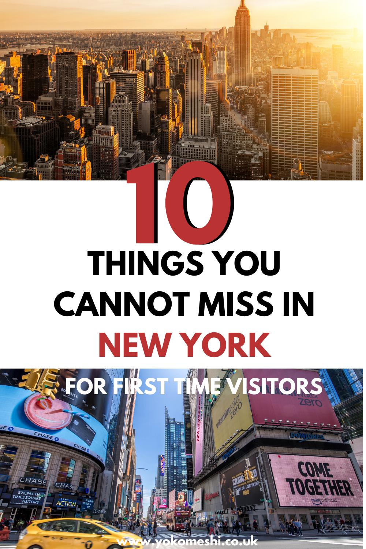 Pin on New York City Travel Planning