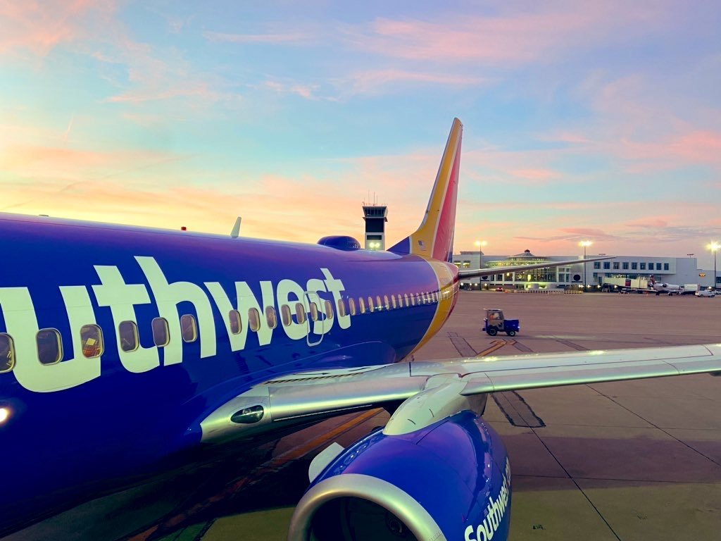 Southwest Airlines new service between CVG and Houston ...