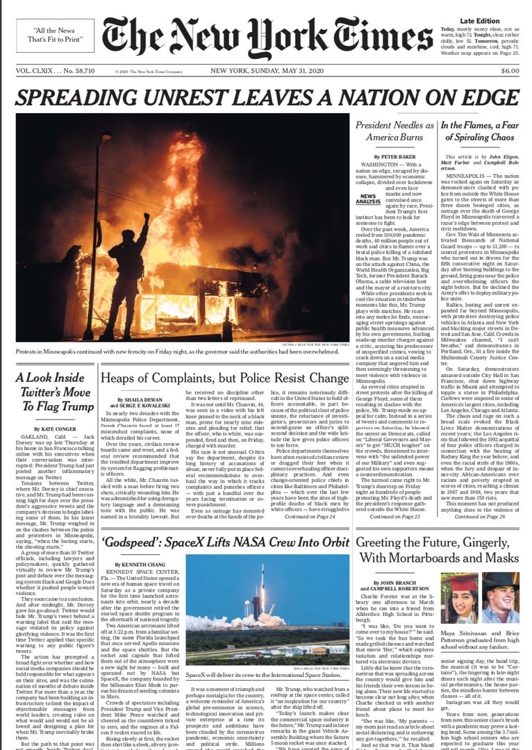 the new york times may 31 2020 magazines pdf download free