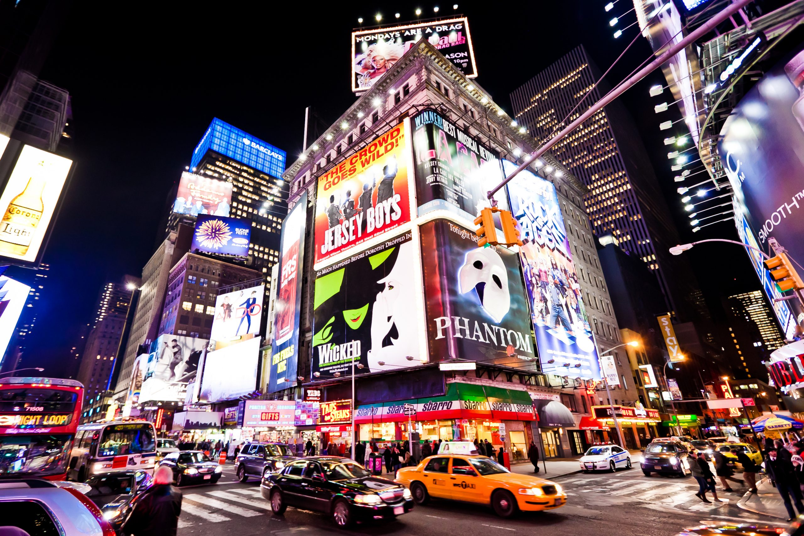 Tickets for Events and Shows in New York City