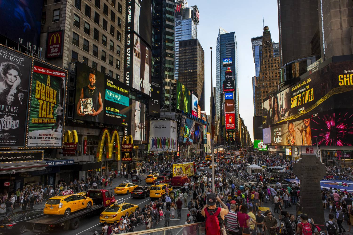 Times Square, New York City â Visitor Information