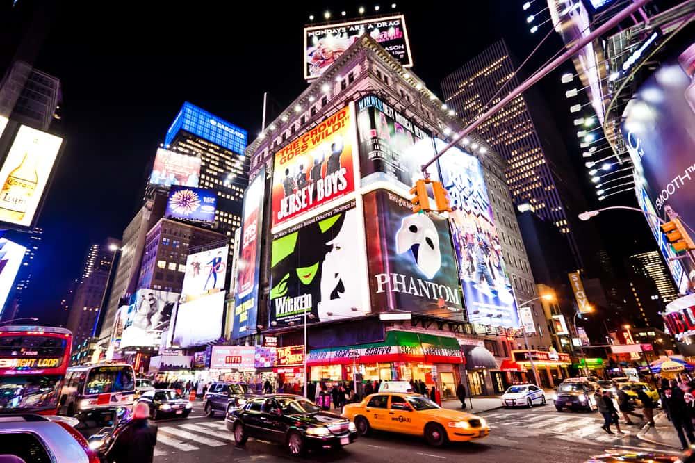 Top Ten Attractions in New York City