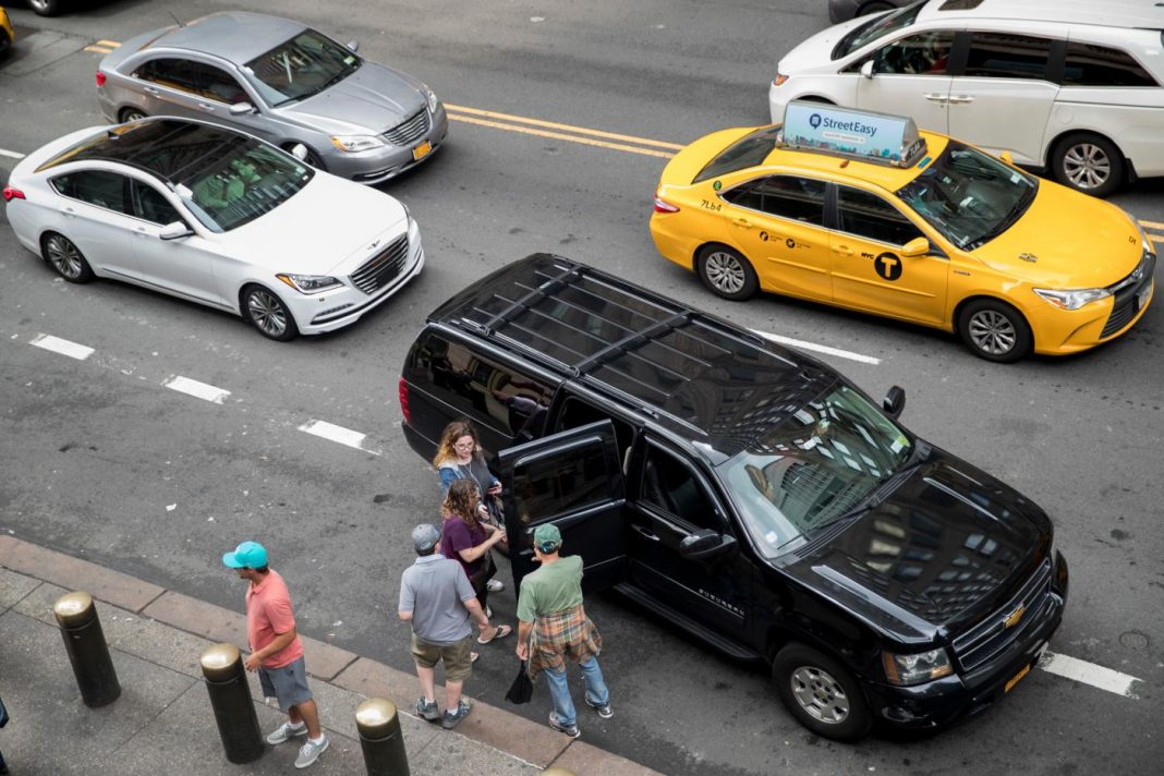 uber drivers are about to get a minimum wage in nyc quartz