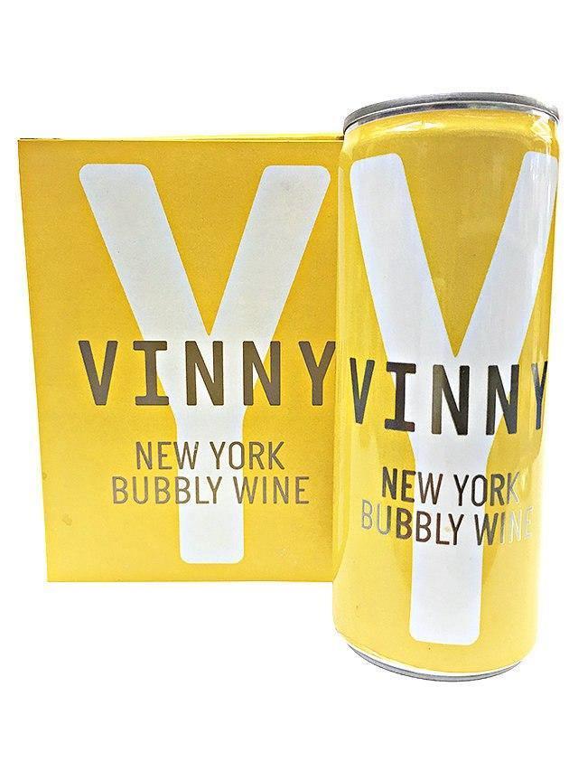 Vinny New York Bubbly Wine 4