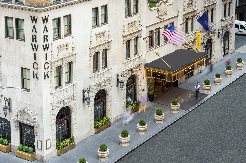 Warwick New York Hotel, New York, NY Jobs