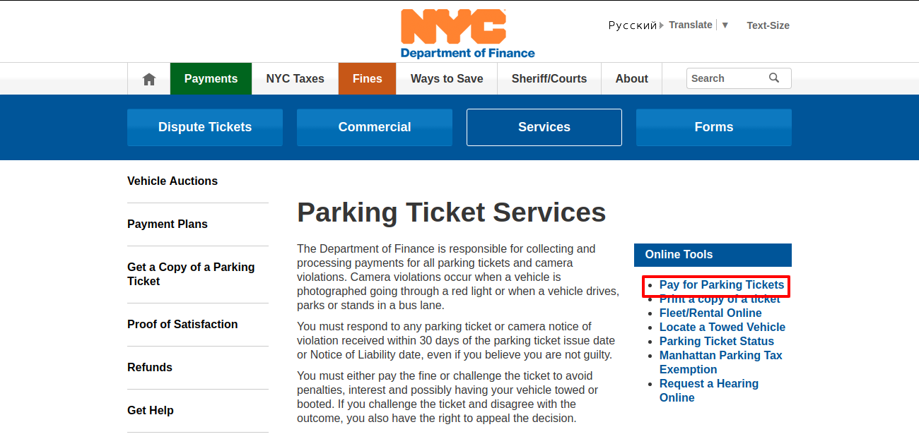 www.nyc.gov/parkingservices